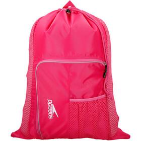 speedo Deluxe Ventilator Taske L, pink